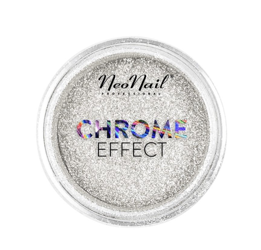 Chrome Efektas – Silver