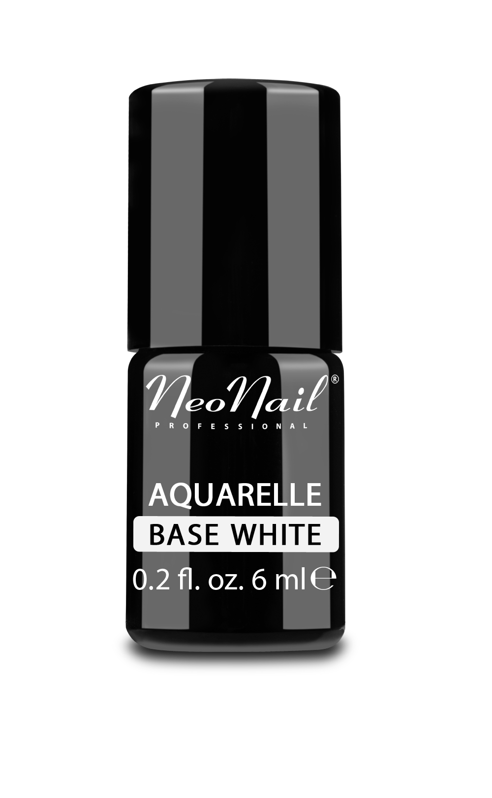 Gelio lako bazė Aquarelle Base White 6 ml