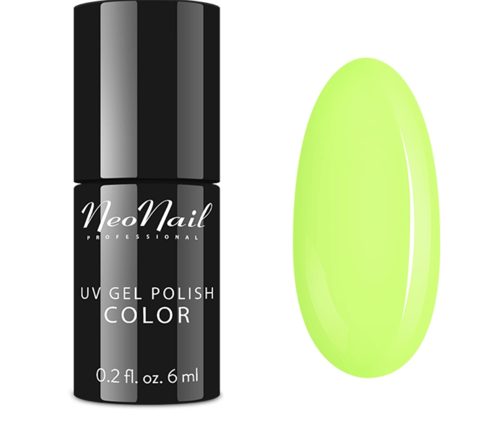 Gelinis lakas 6 ml – Juicy Lime