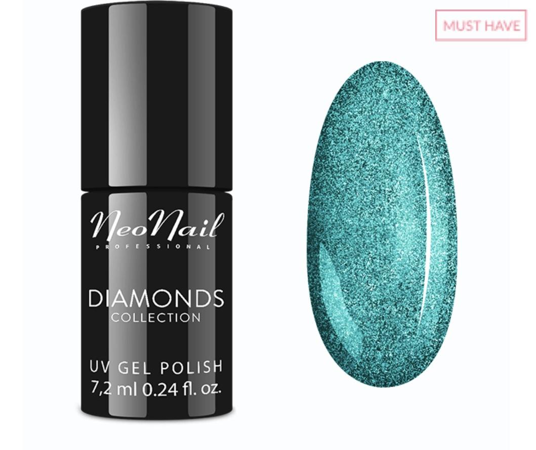 Gelinis lakas Diamonds Angel 7,2 ml