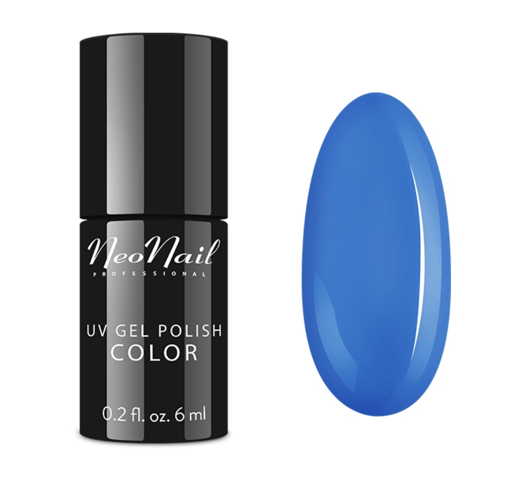 Gelinis lakas 6 ml – Muted Blue