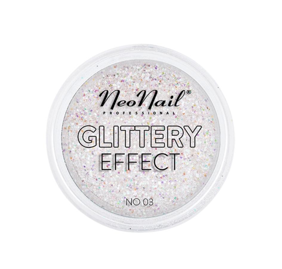 Glittery Efektas Nr. 3