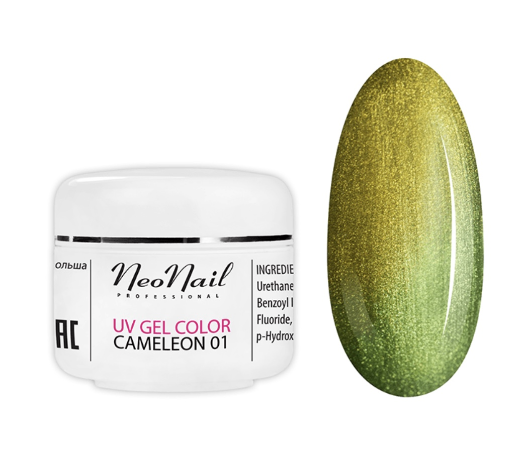 UV Gel 5 ml – Cameleon 01