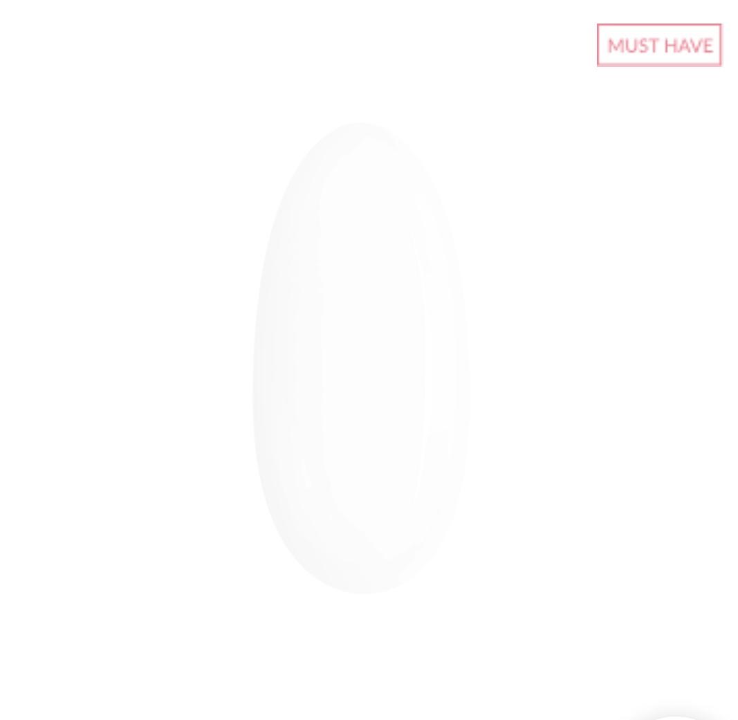 Gelinis lakas 7,2 ml – French White