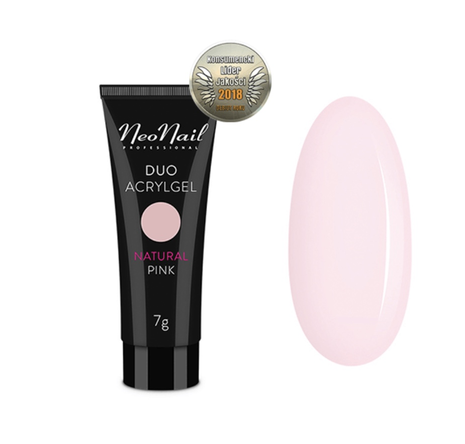 Duo Acrylgel 7 g – Natural Pink