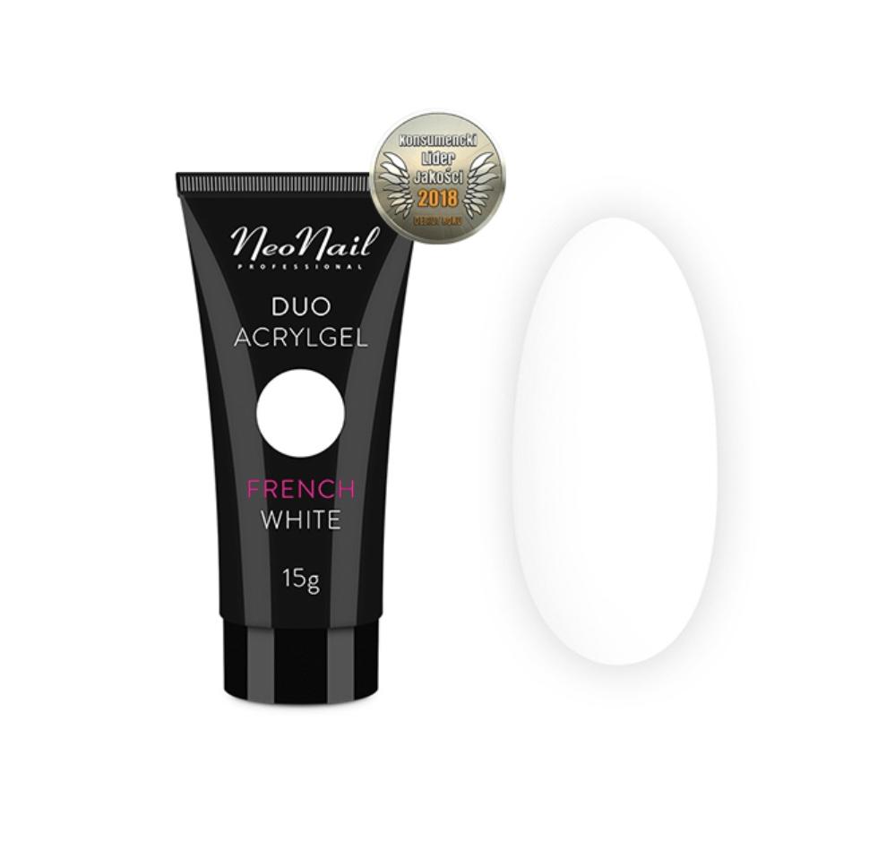 Duo Acrylgel 15 g – French White