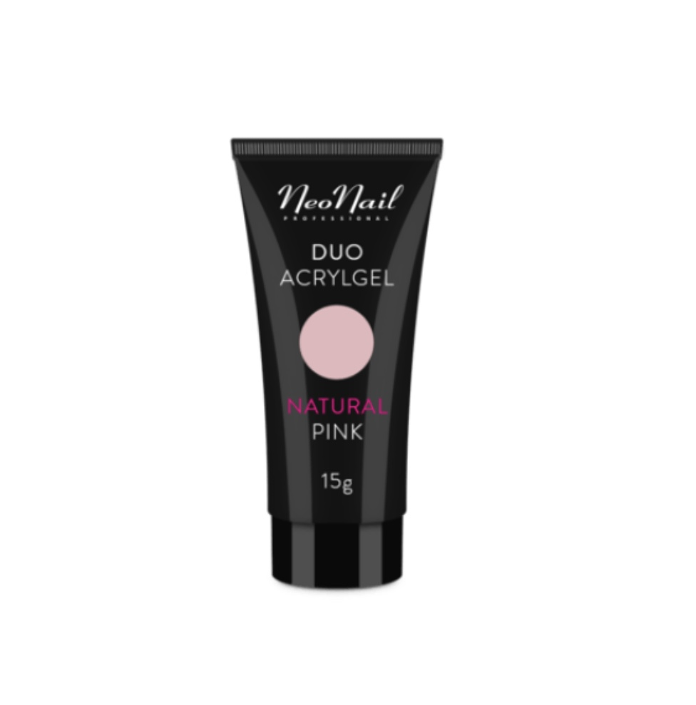 Duo Acrylgel 15 g – Natural Pink