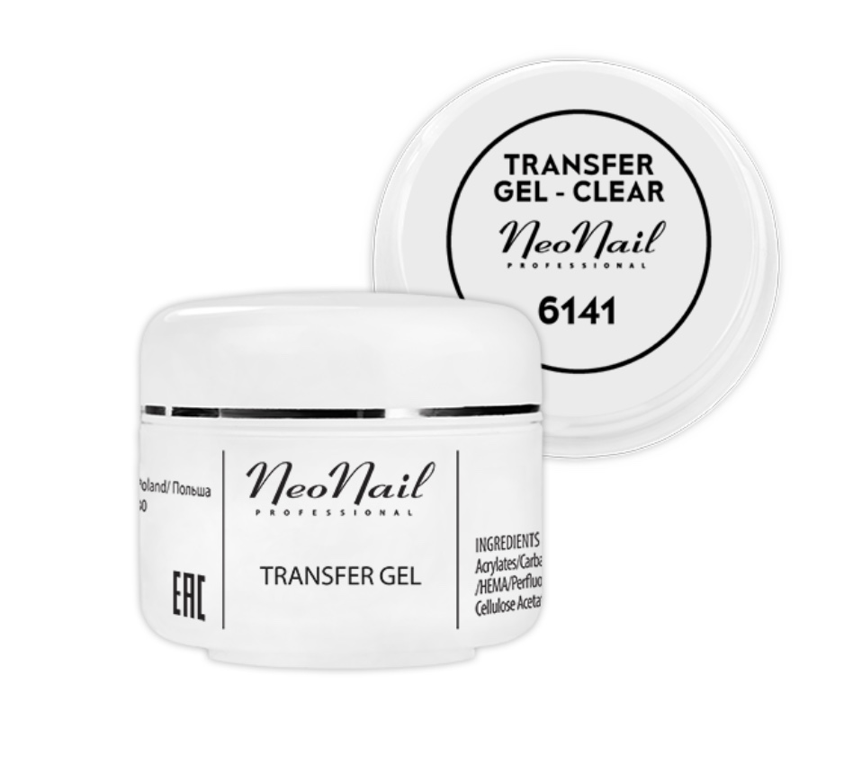 Transfer Gel 5 ml – Clear