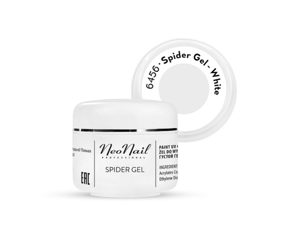 Spider Gel 5 g – White