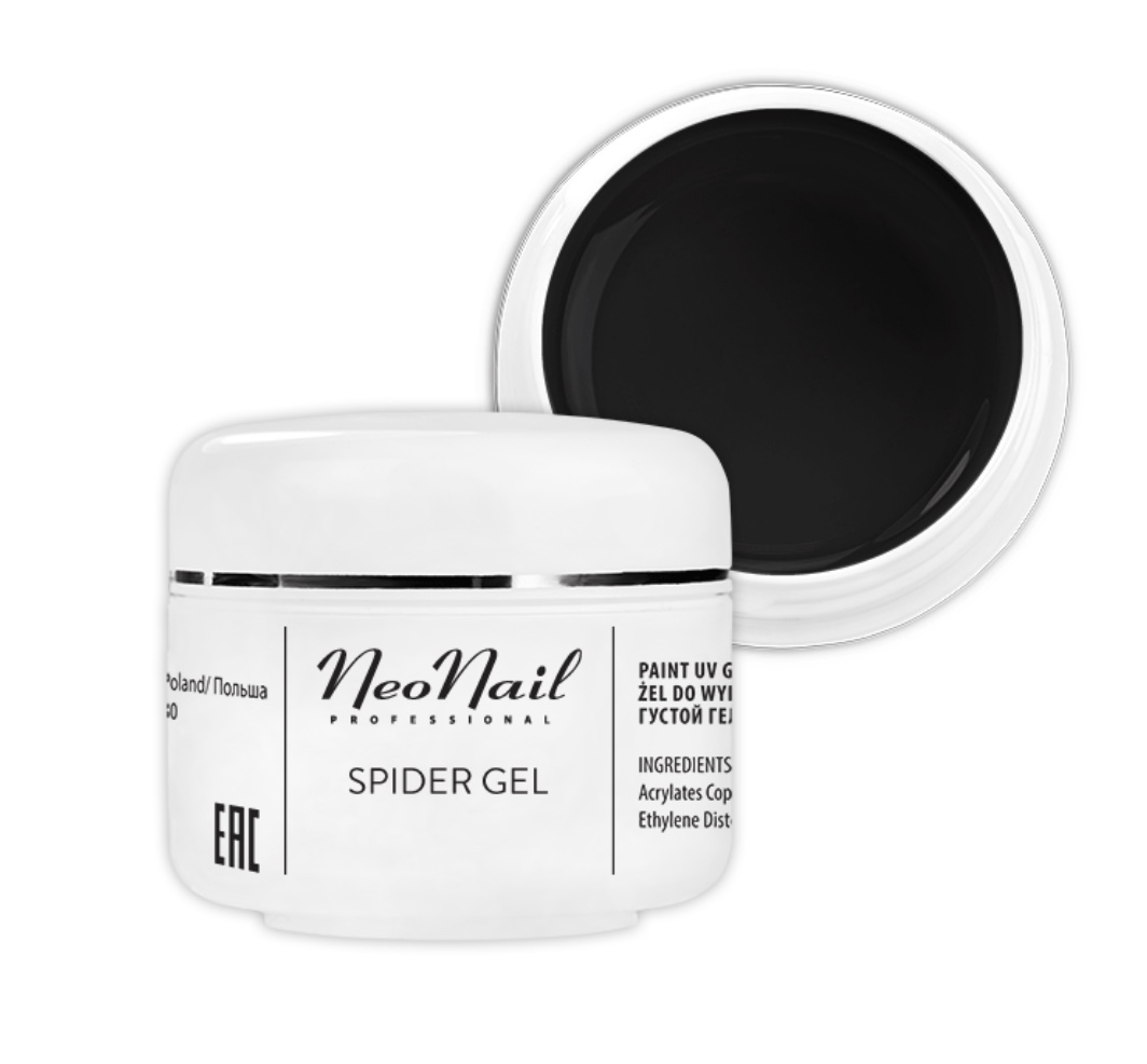 Spider Gel 5 g – Black
