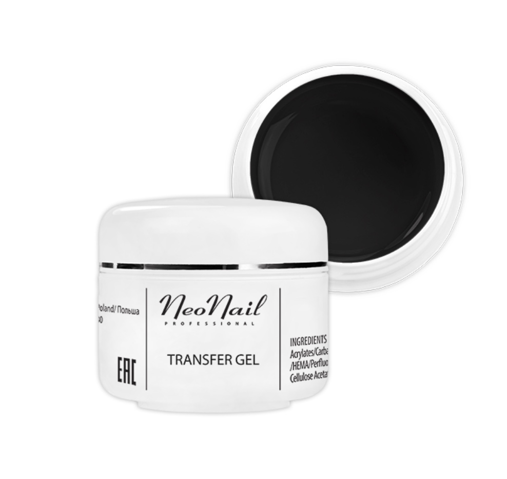 Transfer Gel 5 ml – Black