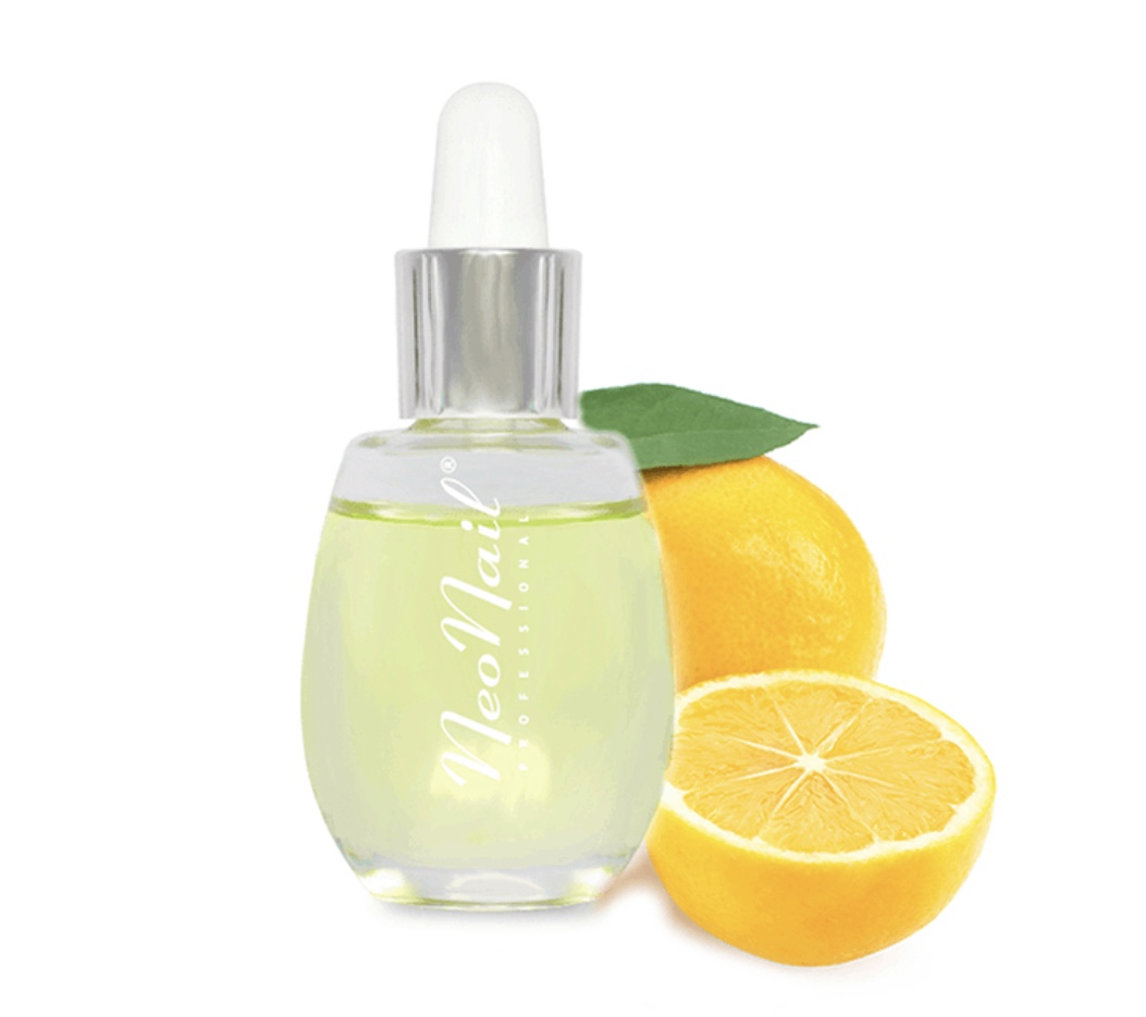 Odelių aliejukas su pipete 15 ml – Citrina