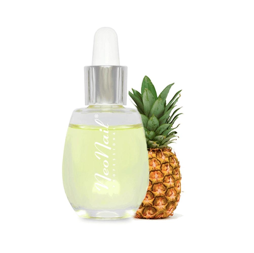 Odelių aliejukas su pipete 15 ml – Ananasas