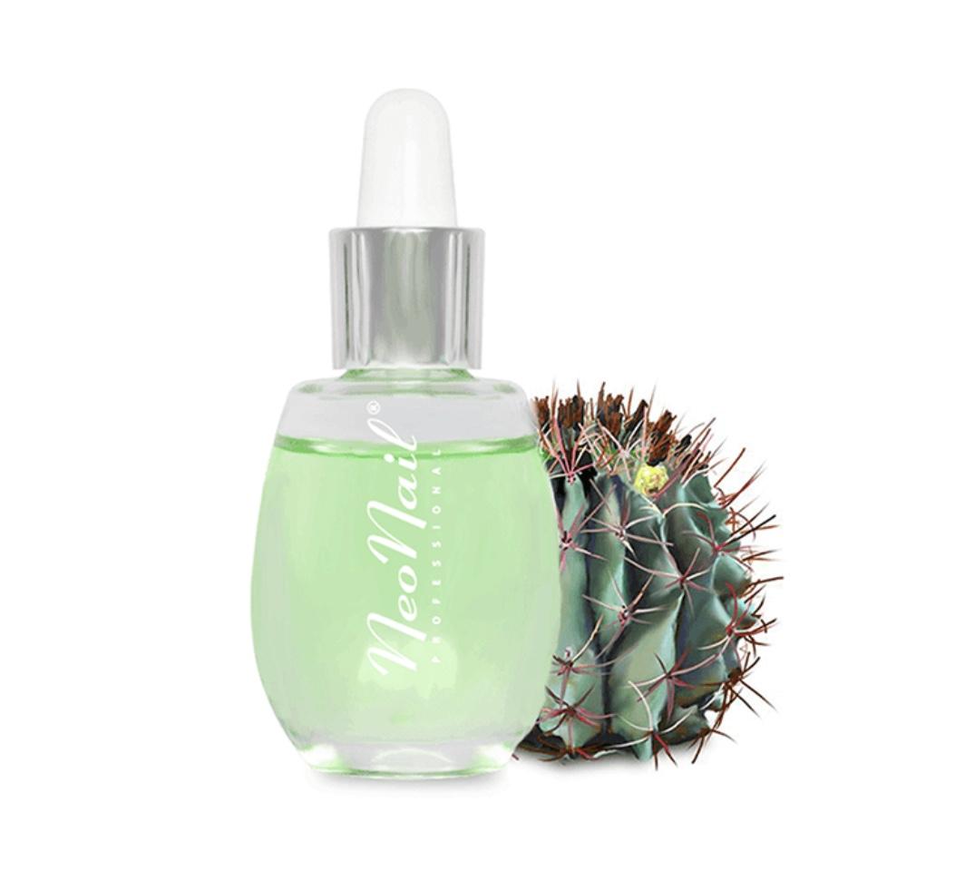Odelių aliejukas su pipete 15 ml – Kaktusas