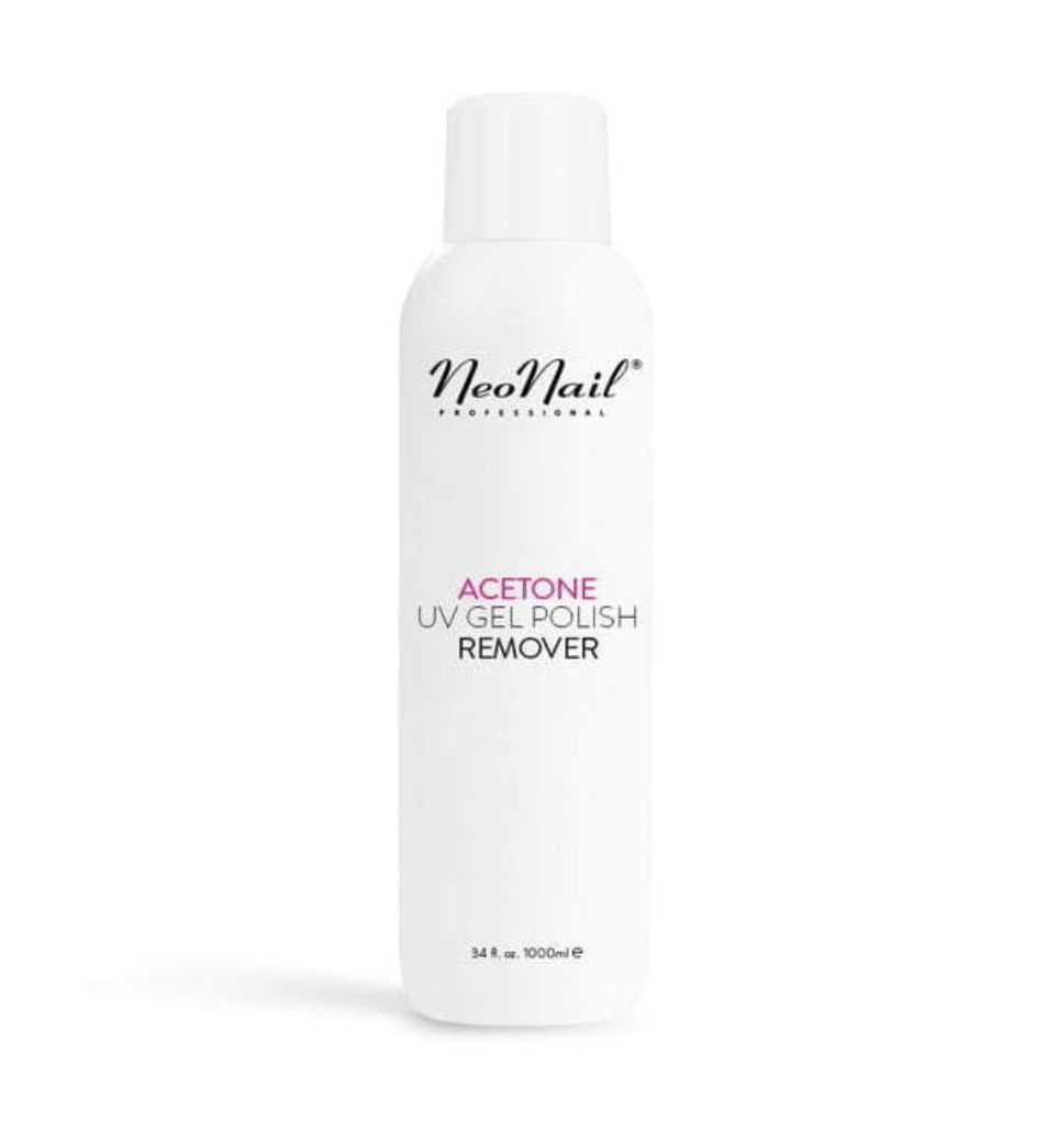UV Gel Polish Remover – Aceton 1000 ml