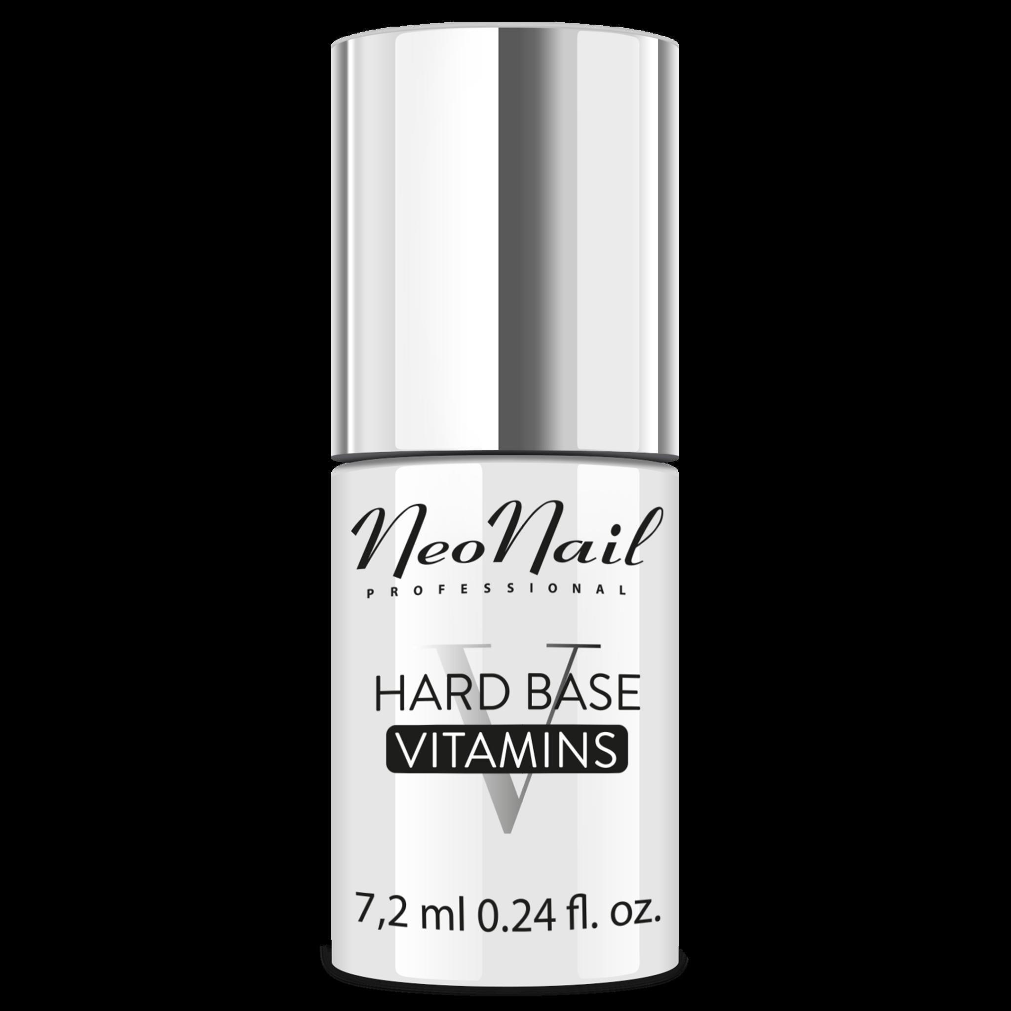 Gelio lako bazė 7,2 ml – Hard Base Vitamins