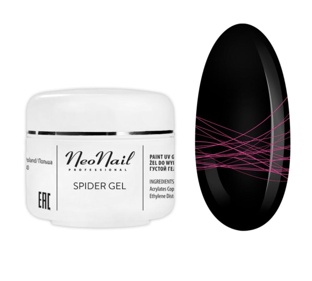Spider Gel 5 g – Neon Pink
