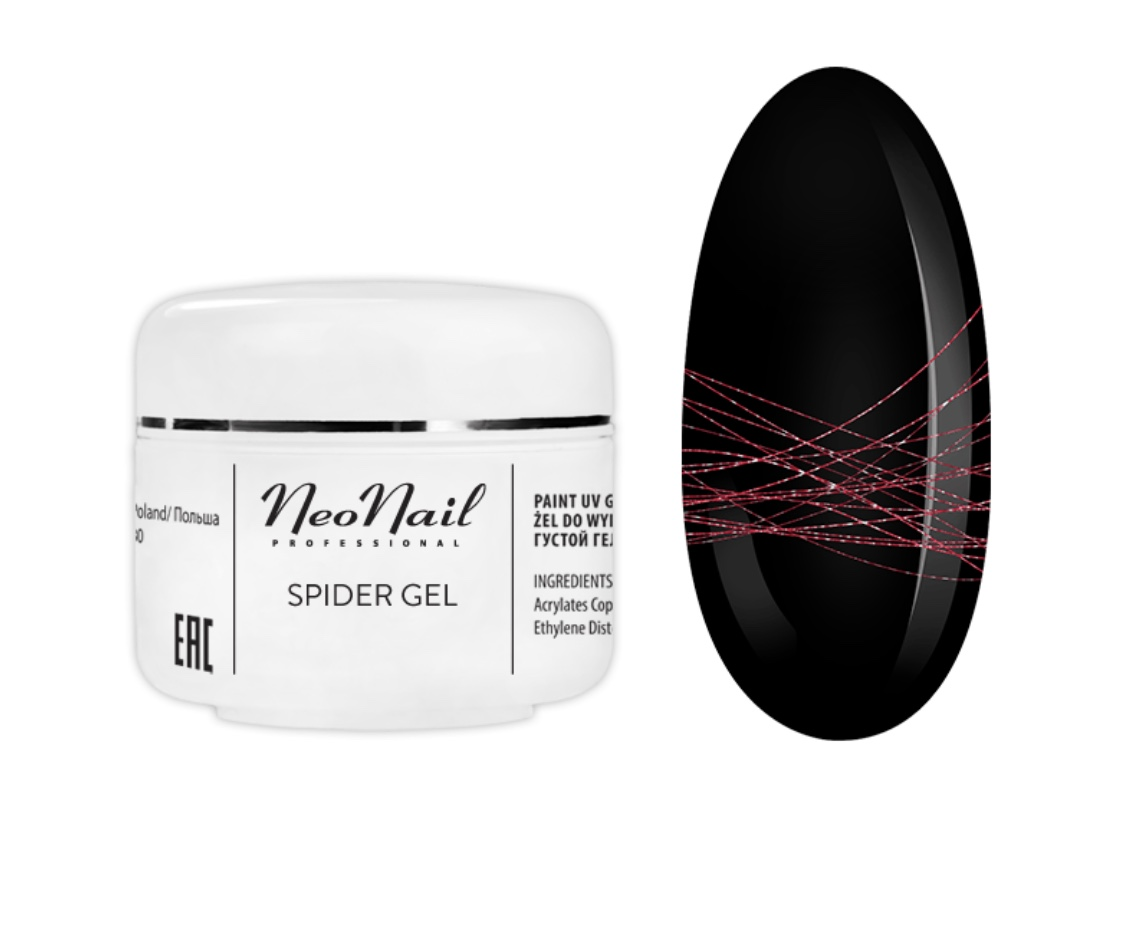 Spider Gel 5 g – Red