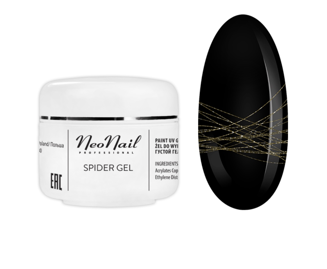 Spider Gel 5 g – Gold