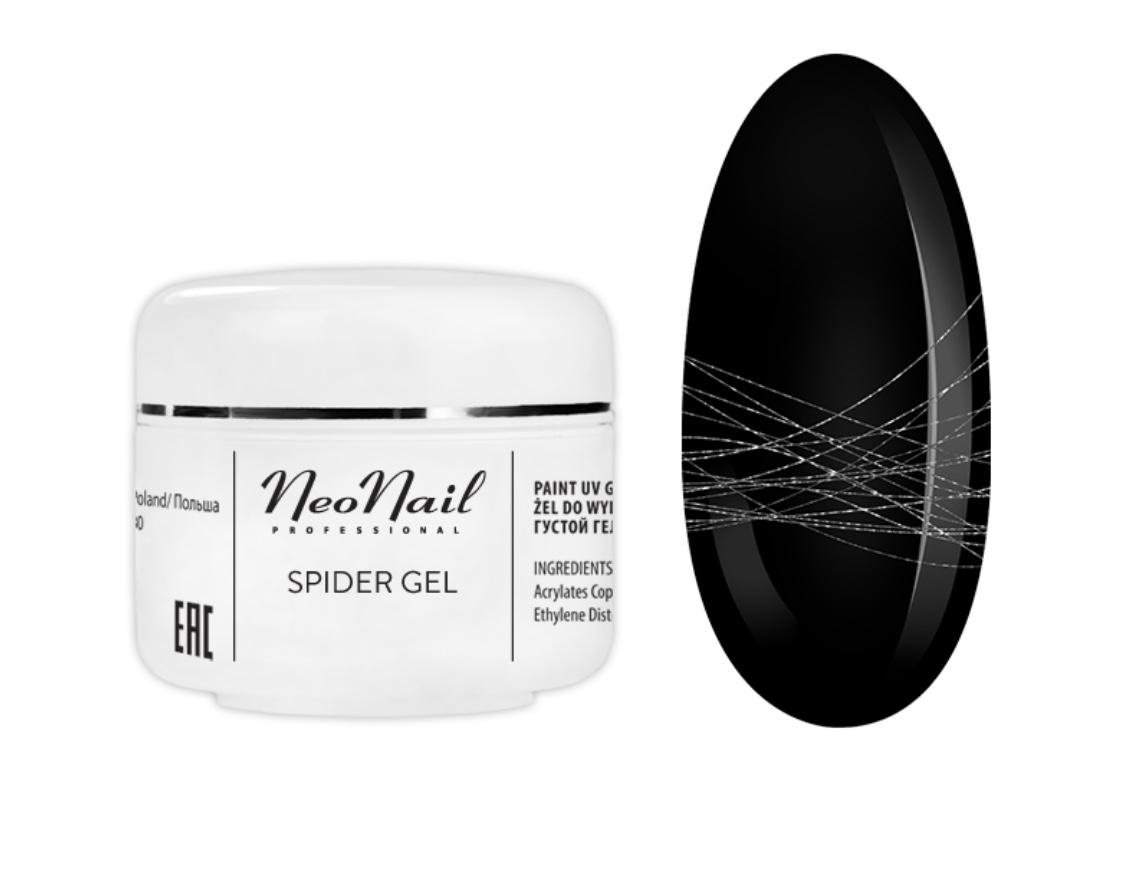 Spider Gel 5 g – Silver