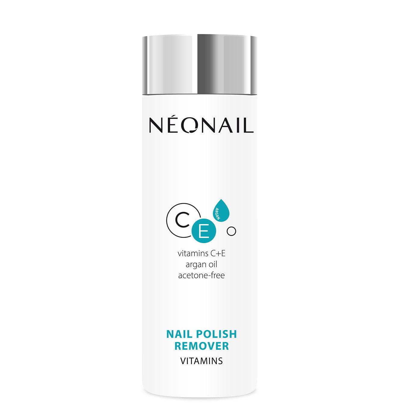 Vitamininis valiklis 200 ml – Nail Polish Remover with Vitamins