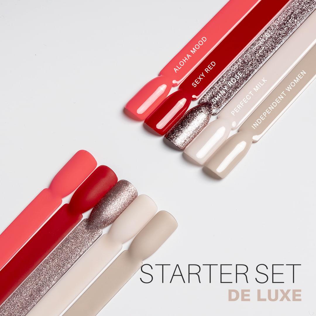 Rinkinys – DE LUXE Starter Set