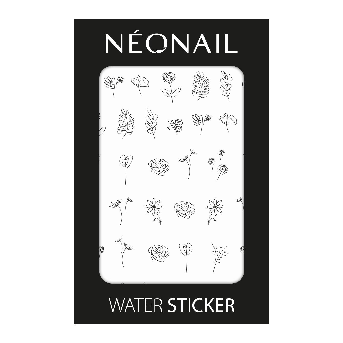Lipdukai nagų dizainui – NN01
