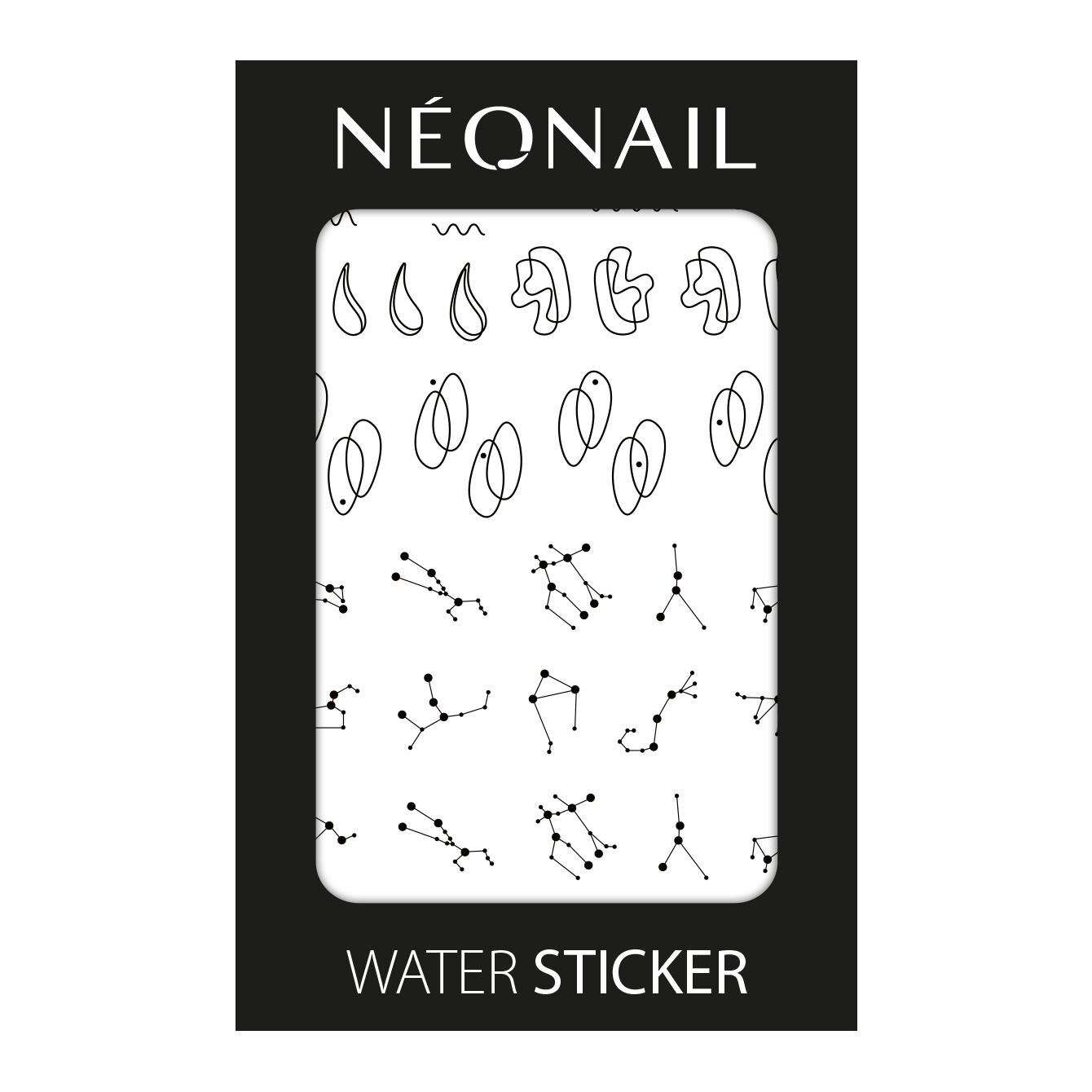 Lipdukai nagų dizainui – NN03