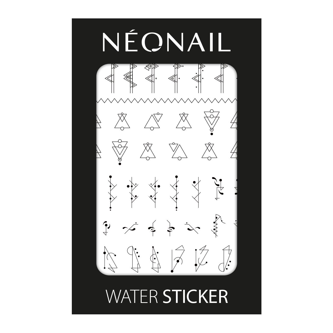 Lipdukai nagų dizainui – NN02