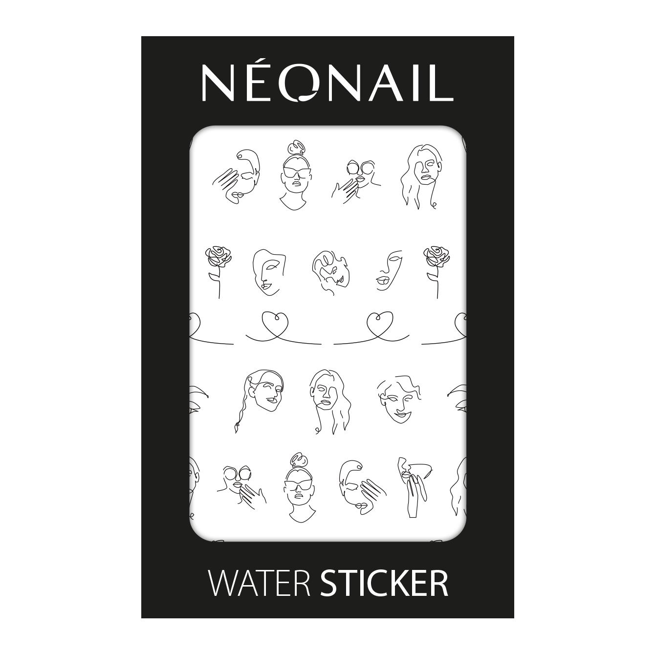 Lipdukai nagų dizainui – NN04