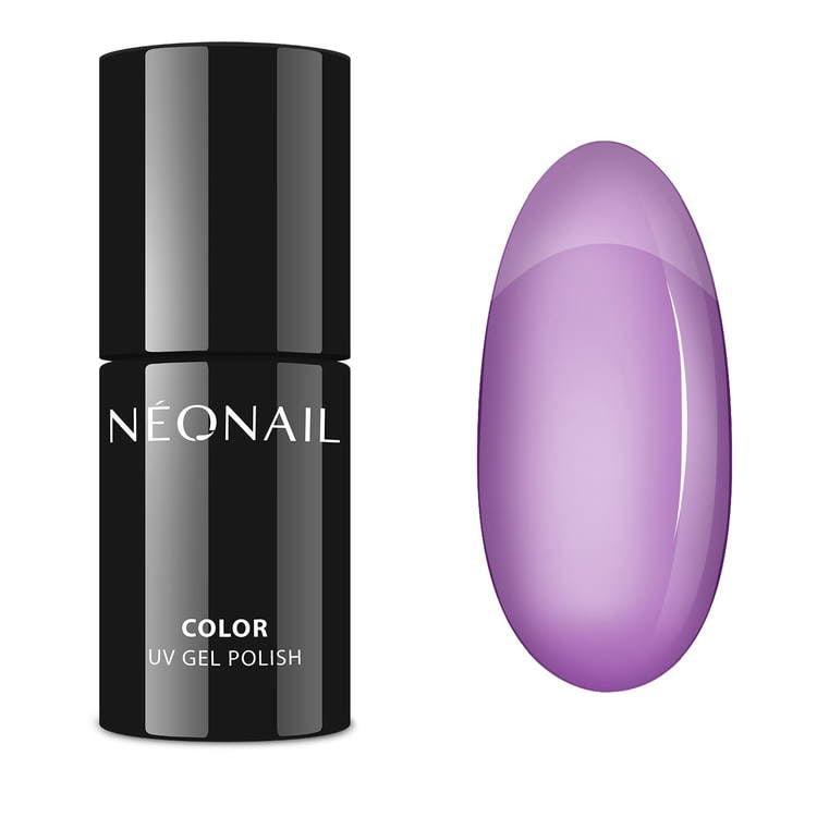 Gelinis lakas 7,2 ml – Purple Look GLASS